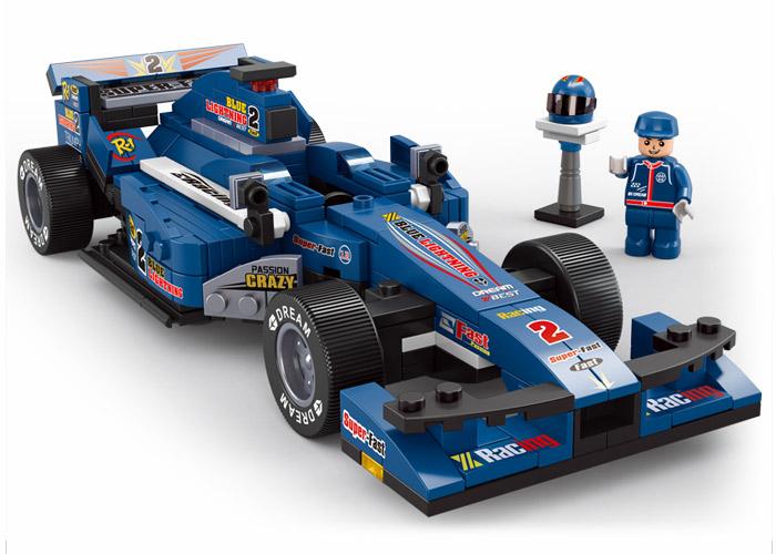 ... Building Block toys | Blocks for Kids - Sluban F1 Racing Car M38-B0353
