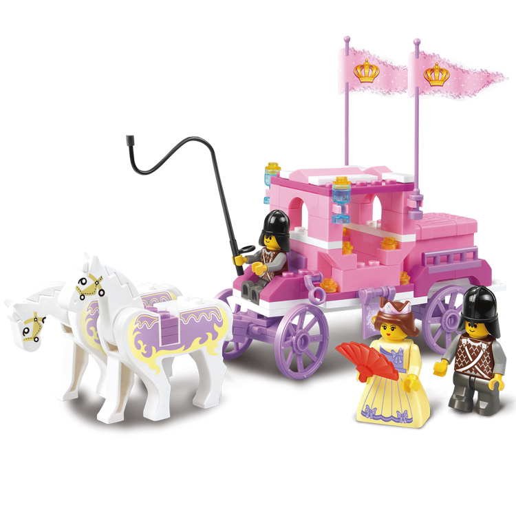 Brick Toys | Blocks Puzzle | Learning Toys - Sluban Girl'S