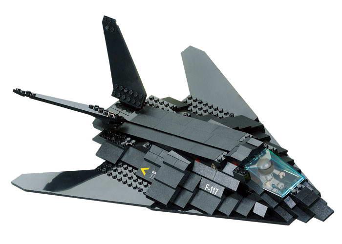Building Blocks Toy Blocks Blocks Puzzle Sluban Air Force M38