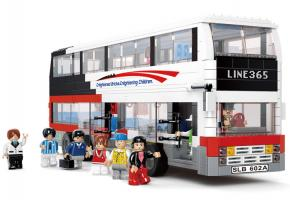 SLUBAN BUS LEGO SHOP SET