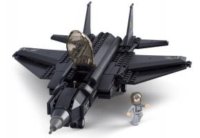 SLUBAN LEGO FIGHTER AIRCRAFT TOY