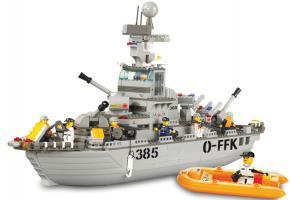 Sluban Sea Mariner Educational Block Toys
