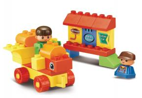 Sluban Educational Block Toy Amusement Park Building Block Toy M38-B6022 Set