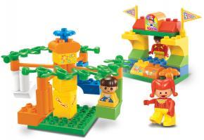 Sluban Educational Block Toy Amusement Park Learning Toy M38-B6023 Set