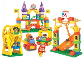 Sluban Educational Block Toy Bricks Amusement Park Learning Toy M38-B6027