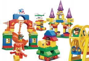 Sluban Building Block Amusement Park Learning Toy M38-B6013 Set