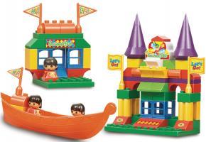 Sluban Educational Block Toy  Amusement Park Brick Toy M38-B6011 Set