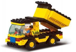 Sluban Educational Block Toy Dumper Set
