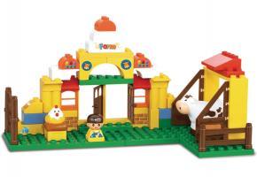 Sluban Happy Farm Brick Toy M38-B6006