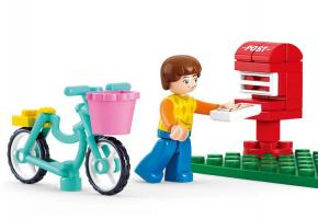 Sluban Educational Block Toy Later Delivery Bricks